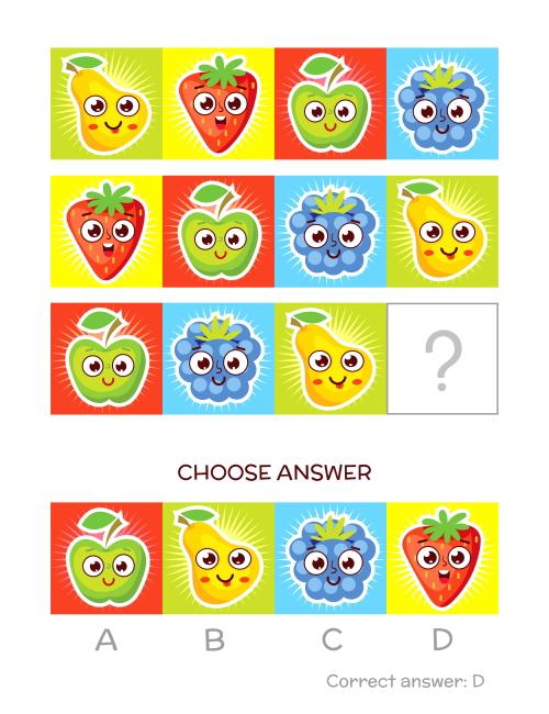 幼児教育用パズル
